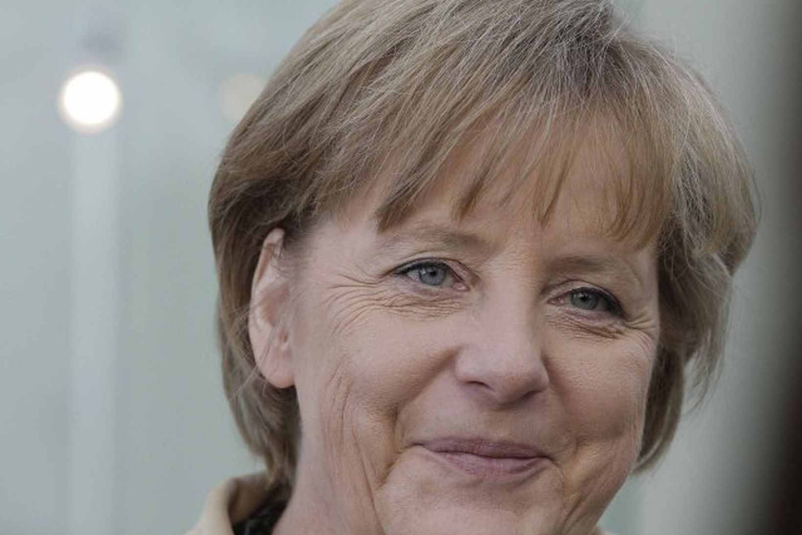 Angela Merkel kanslari Þýskalands.