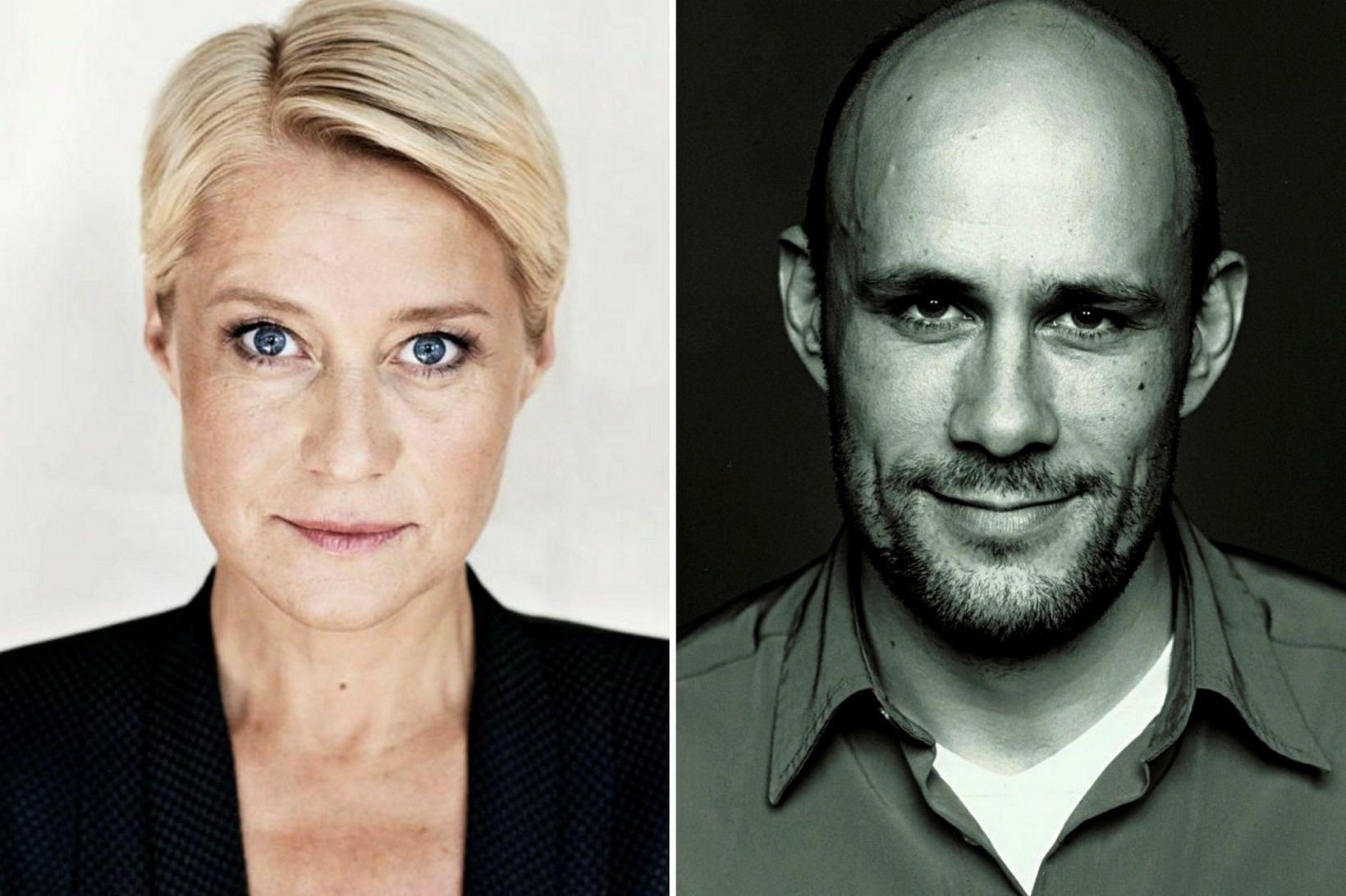 Trine Dyrholm og Benedikt Erlingsson munu senn vinna saman við …