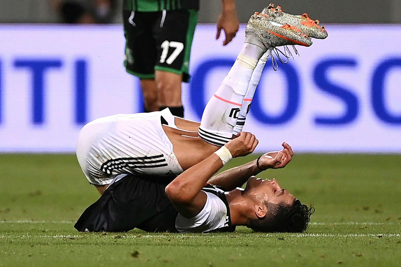 Cristiano Ronaldo tókst ekki að skora í kvöld.