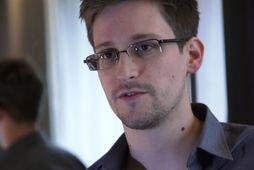 Bandarískri uppljóstrarinn Edward Snowden. Hæstiréttur Noregs hafnaði beiðni hans um vernd gegn framsali við heimsókn …