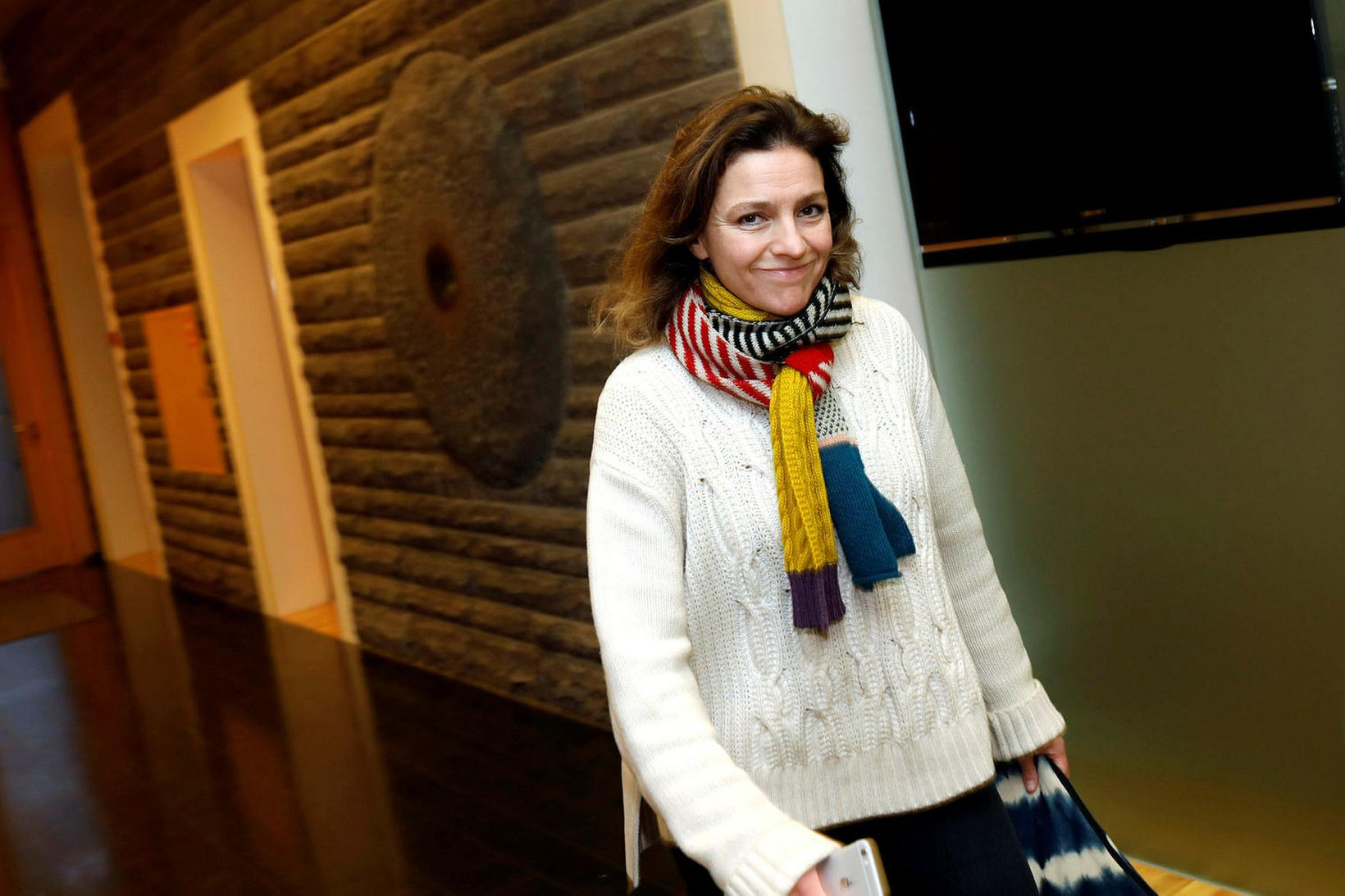 Rósa Björk Brynjólfsdóttir.