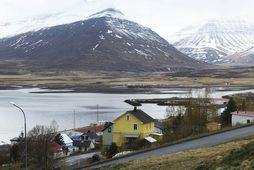 Fáskrúðsfjörður í Fjarðabyggð. Tekið er fram að í sveitarfélaginu starfi þrjú stór og öflug sjávarútvegsfyrirtæki.