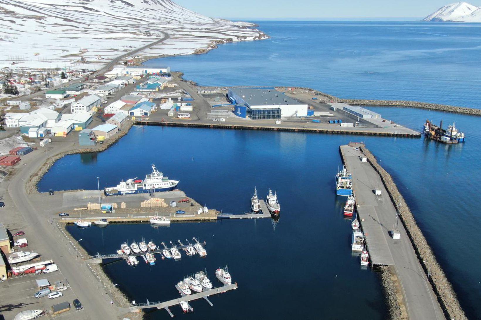 Dalvíkurbyggð er eitt sveitarfélaganna þriggja sem nýtt hefur hlutabótaleið stjórnvalda.