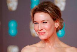 Renee Zellweger leit sérlega vel út á BAFTA-verðlaununum.