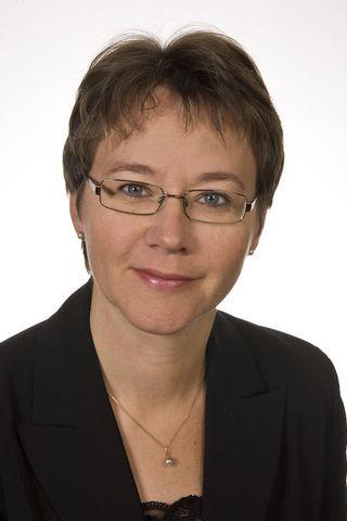 Dr. Anna Elísabet Ólafsdóttir.