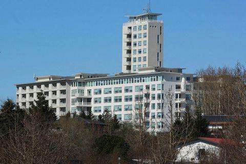 Landspítal National University Hospital, Fossvogur.