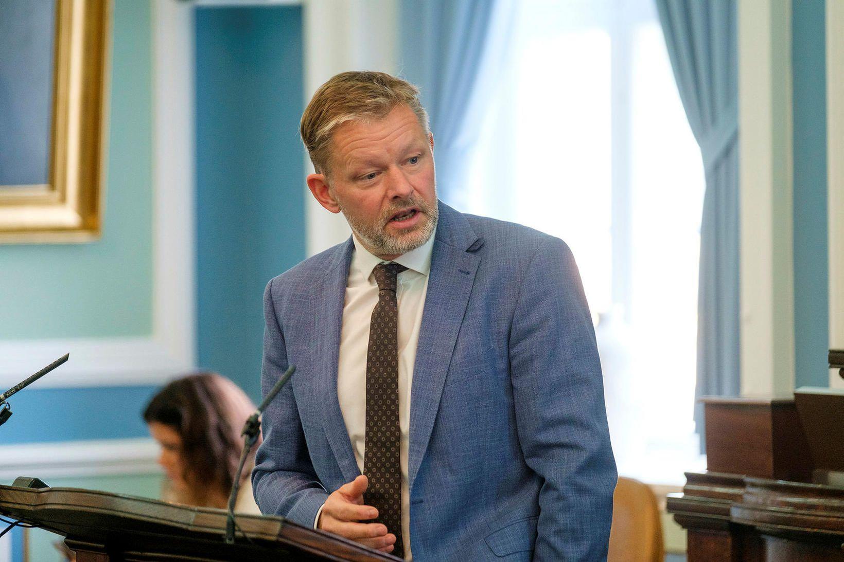 Þorsteinn Víglundsson, tekur við BM Vallá að nýju.