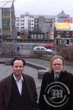 Guðni og Hannes Sigurðsson