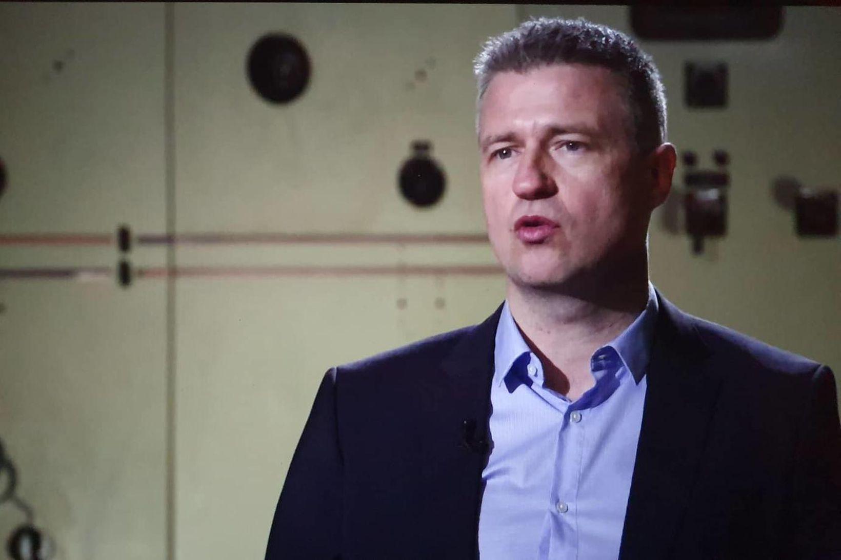 Jóhannes Stefánsson, fyrrverandi starfsmaður Samherja í Namibíu.