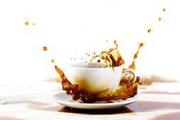 Það vill enginn drekka kaffið sitt upp úr skítugum kaffibolla.
