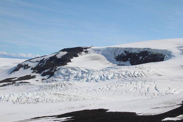 Bárðarbunga.