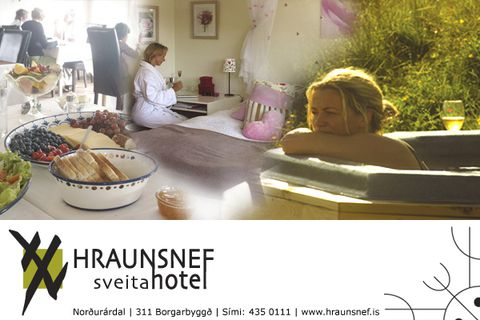 Hraunsnef country hotel