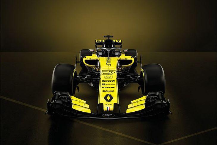 Renault hefur lagt sig fram við það í vetur að bæta endingartraust bíls og vélar ...