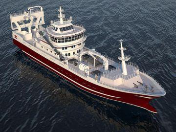 Nýtt skip Ísfélags Vestmannaeyja