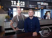 Mjólkurbúið, nýja mathöllin á Selfossi