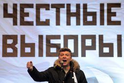 Boris Nemtsov.