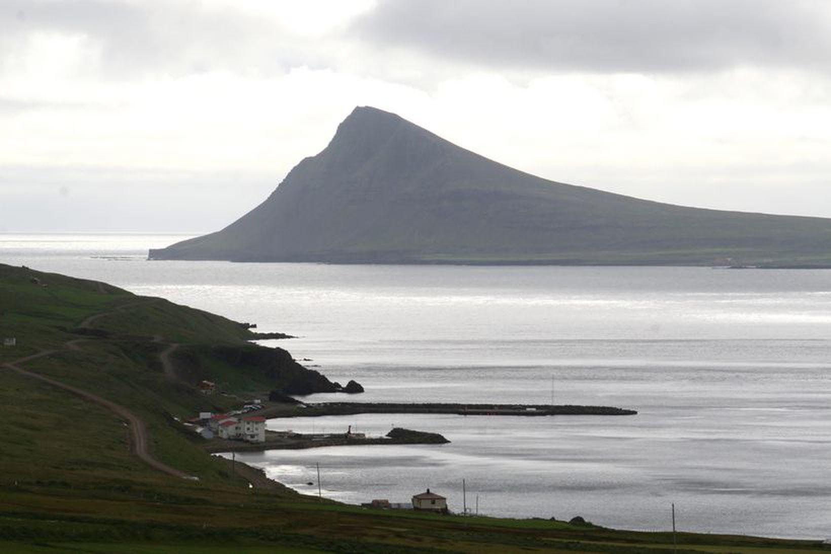 Frá Norðurfirði.