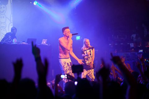 Die Antwoord will be joining Radiohead at the Secret Solstice festival in June