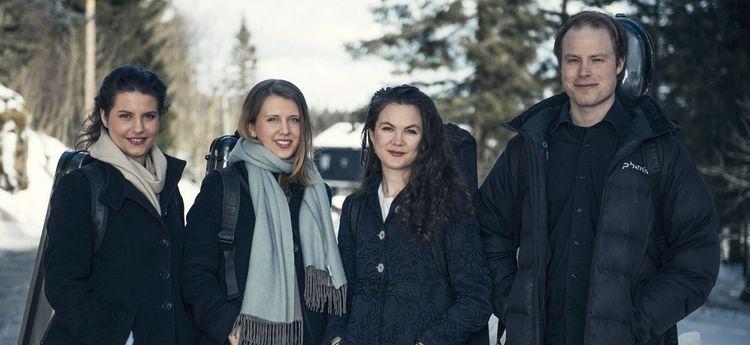 Nordlyd quartet – Free concert