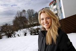 Ebba Guðný Guðmundsdóttir.