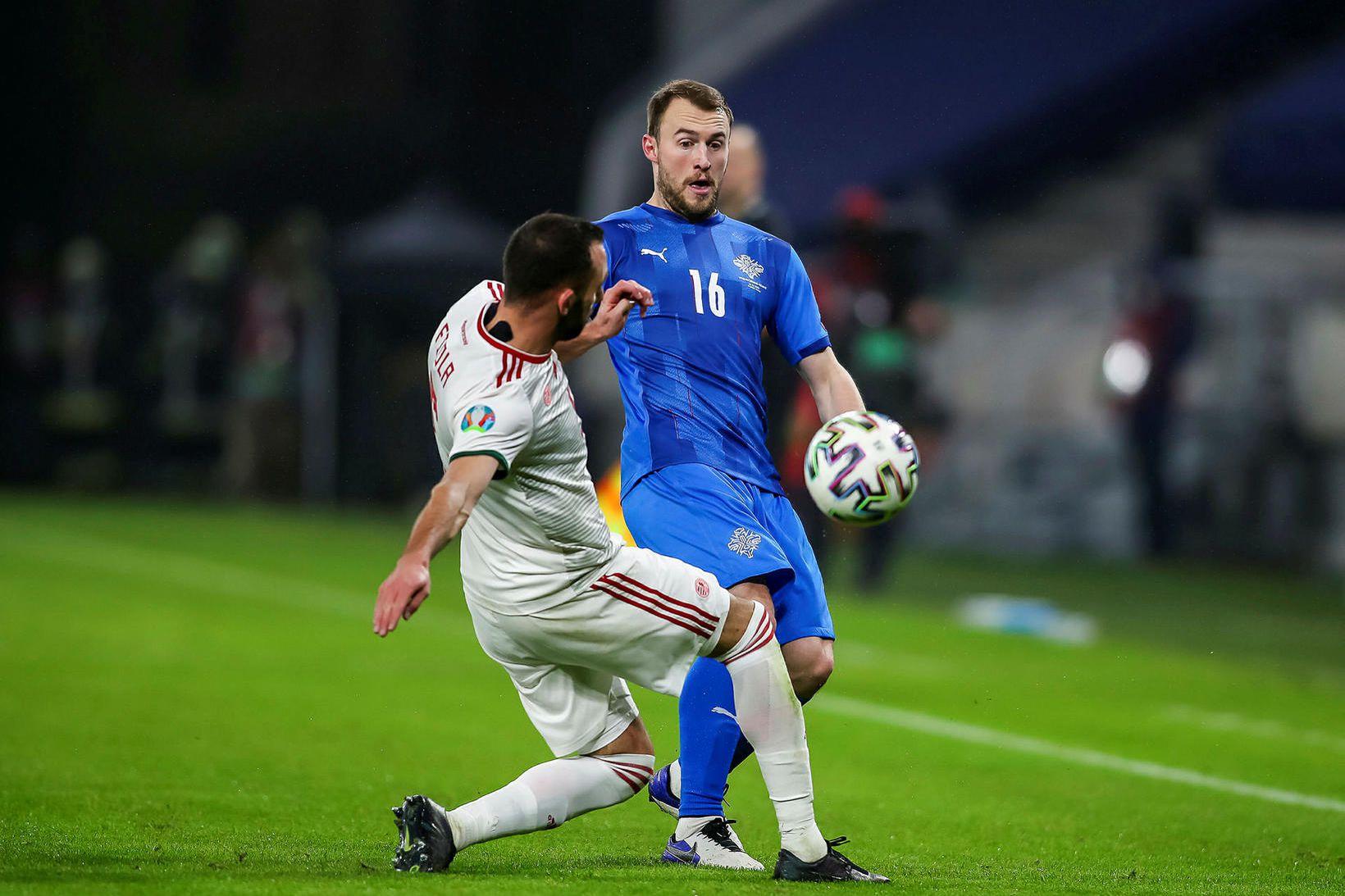 Rúnar Már Sigurjónsson lék fyrstu 78. mínúturnar með CFR Cluj.