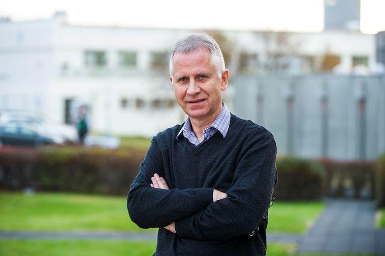 Þórólfur Guðnason, epidemiologist.
