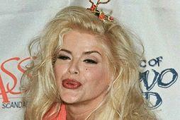 Dannielynn var aðeins 5 mánaða þegar móðir hennar, Anna Nicole Smith, lést.