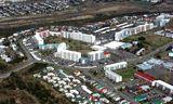 Breiðholt í Reykjavík. Verði hugmyndirnar að raunveruleika væri meðal annars hægt að fjölga íbúum um …