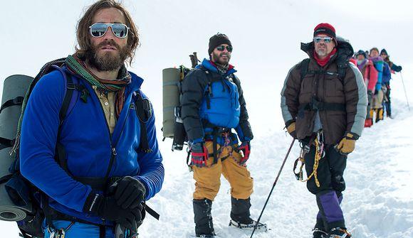 BBC mælir með Everest