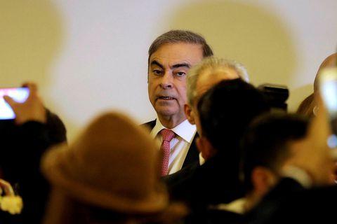 Carlos Ghosn, fyrrverandi forstjóri Nissan, flúði með dularfullum hætti frá Tókýó til Beirút í Líbanon …