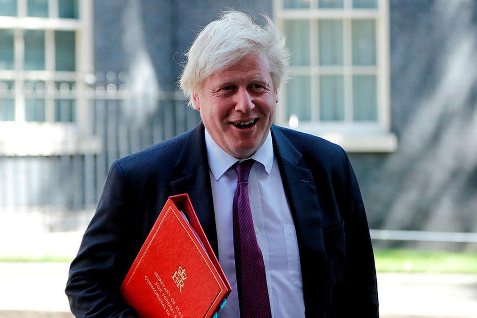 Verður Boris Johnson næsti leiðtogi breska Íhaldsflokksins?