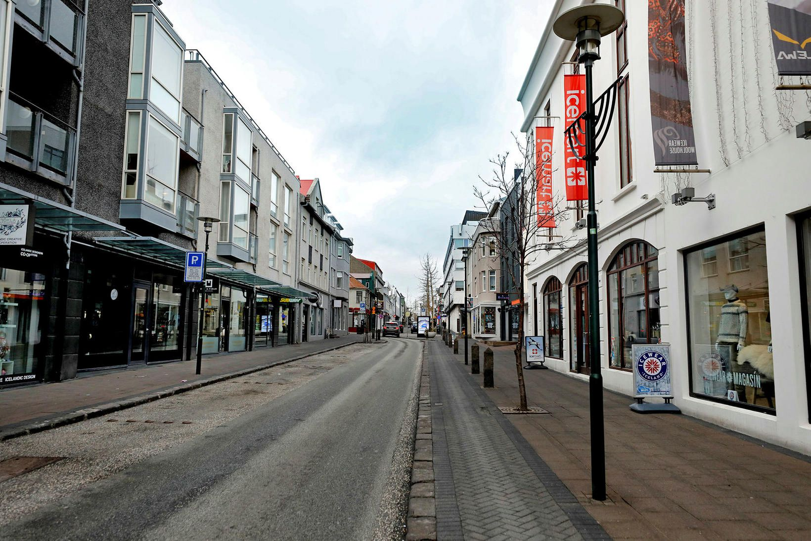 Heild- og smásöluverslanir eru á meðal þeirra 37 fyrirtækja sem …