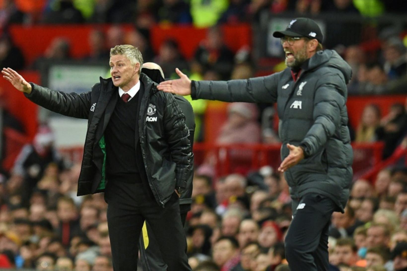 Ole Gunnar Solskjær og læirsveinar hans í Manchester United fá …