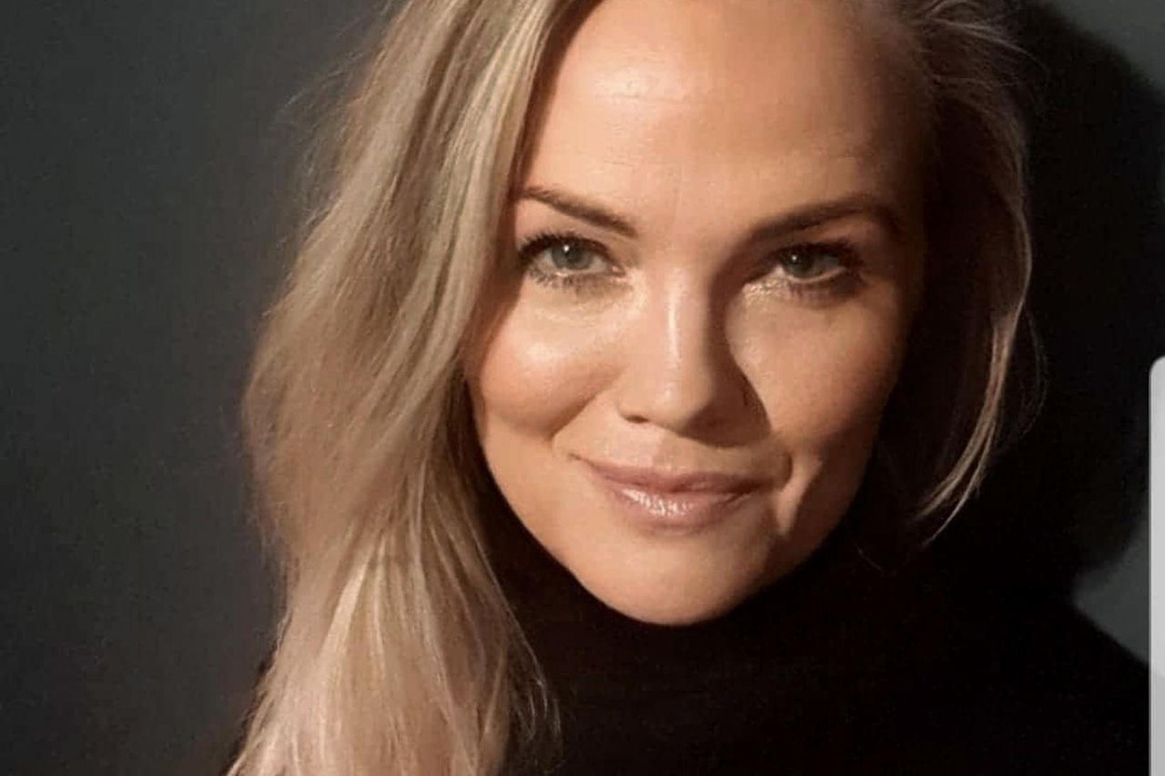 Kristjana Þorgeirsdóttir er ævintýralega skemmtileg og opin kona. Hún hefur …
