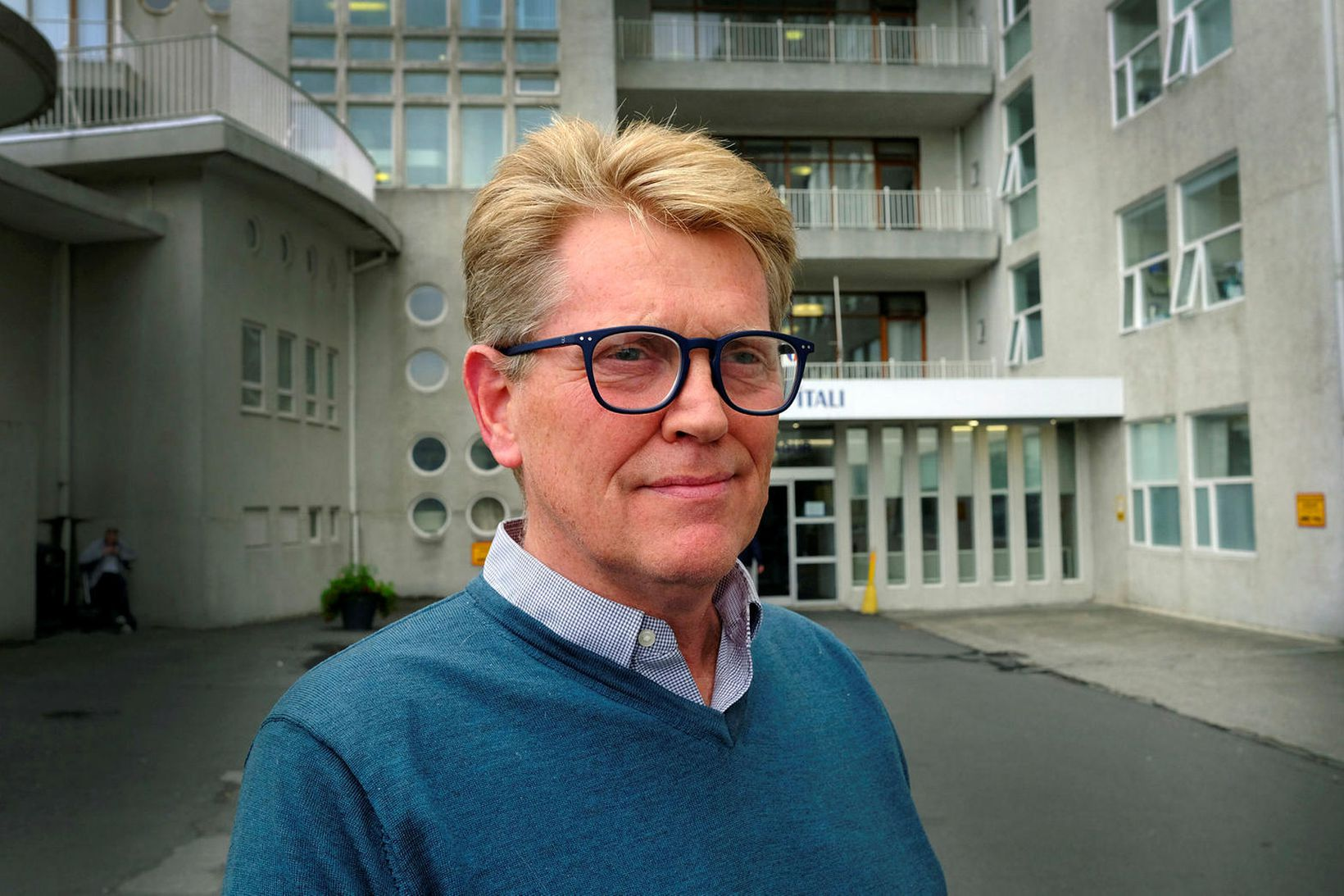 Már Kristjánsson er yfirlæknir smitsjúkdómalækninga og formaður farsóttarnefndar Landspítala.