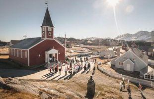Nokkrir dagar í Nuuk