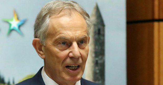 Tony Blair, fyrrverandi forsætisráðherra Bretlands, telur hvorki Verkamanna- né Íhaldsflokkinn eiga skilið að fara með ...