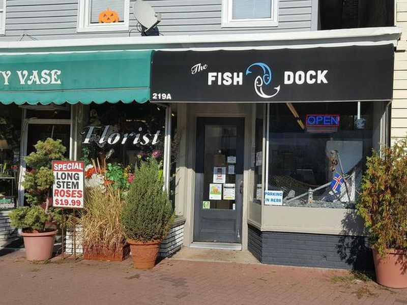 The Fish Dock in New Jersey offers fresh Icelandic fish. .