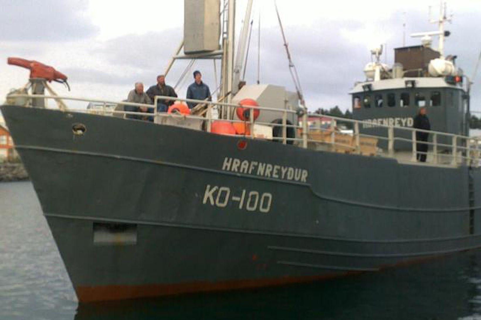 Hrafnreyður KÓ.