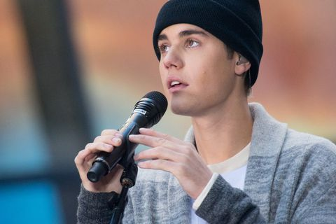 Just under 38,000 tickets are available for Bieber's Iceland dates - enough for more than one in ten of the population.