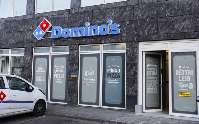 Domino's.