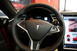 Árið 2019 voru 858 Tesla Model 3-bifreiðar nýskráðar á Íslandi. Það var vinsælasti bíllinn það …