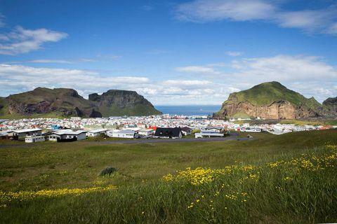 Helgarferð til Vestmannaeyja er alltaf góð hugmynd.