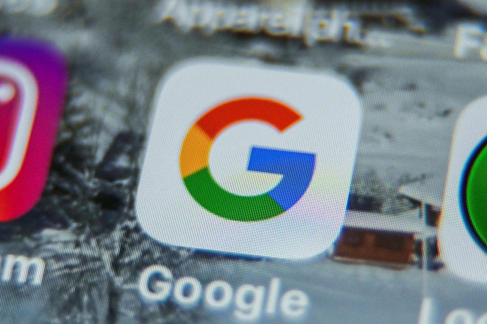 Google er bandarískur tæknirisi, helst þekktur fyrir samnefnda leitarvél sína.