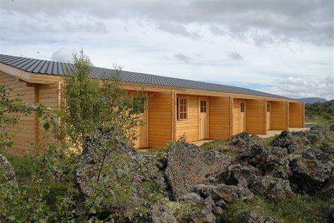 Vogafjos Farm Resort