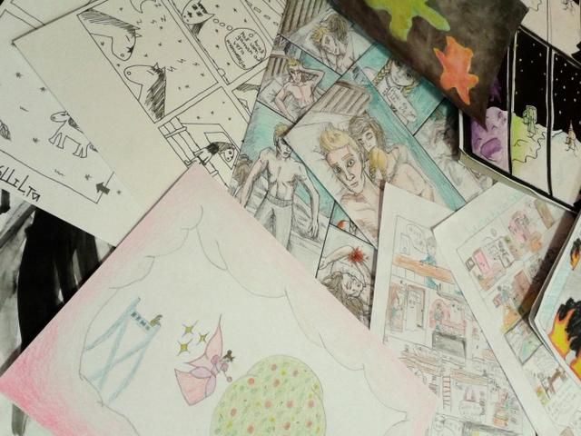MANGAMANGA | Comics Exhibition and Competition