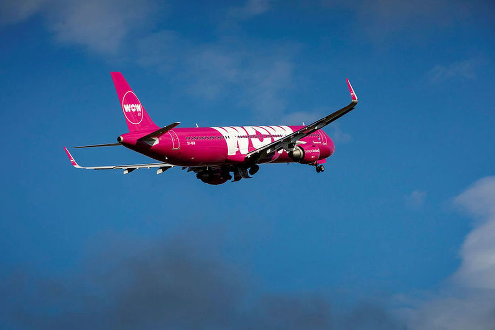 Michele Ballarin hyggst endurreisa WOW air.