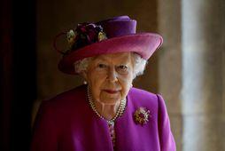 Elizabeth ætlar að halda kyrru fyrir samkvæmt læknisráði.