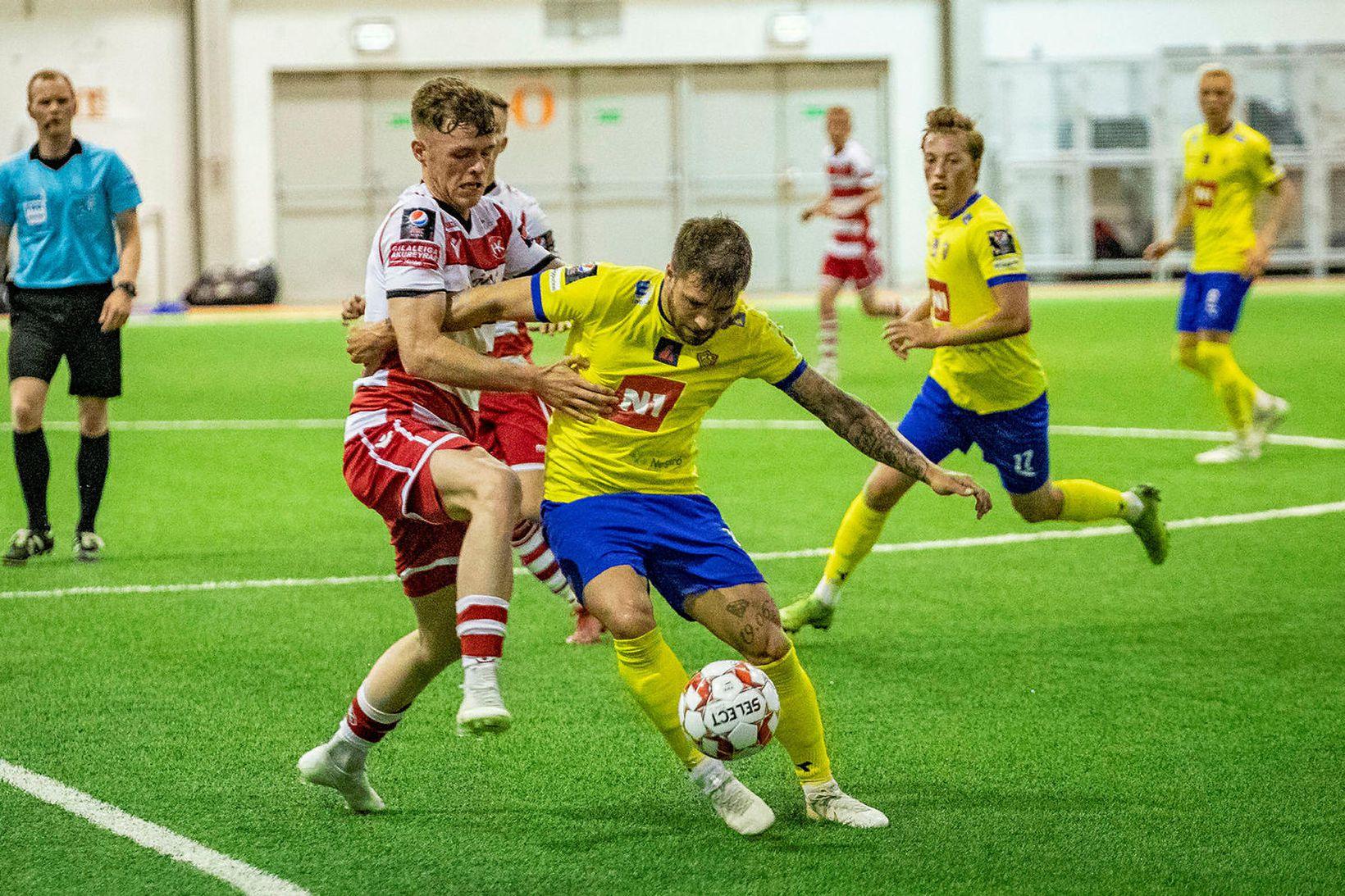 Birkir Valur Jónsson er orðinn leikmaður Spartak Trnava í Slóvakíu.