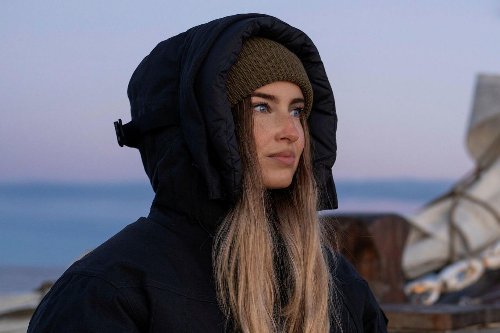 Ljósmyndarinn Eydís María Ólafsdóttir er hrifin af ferðalögum á kalda …